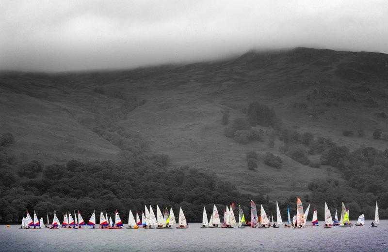 Loch Earn Sailing Club - Brown Cup Scottish Schools Championship