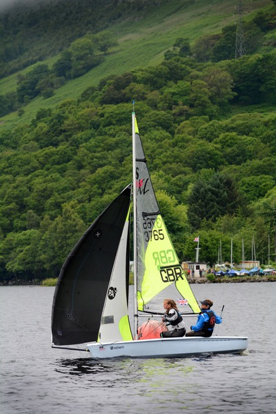 Loch Earn Sailing Club - Brown Cup Scottish Schools Championship